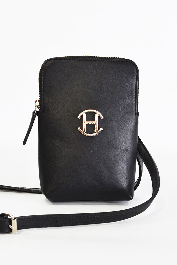Cell Pouch Dina Negro 1
