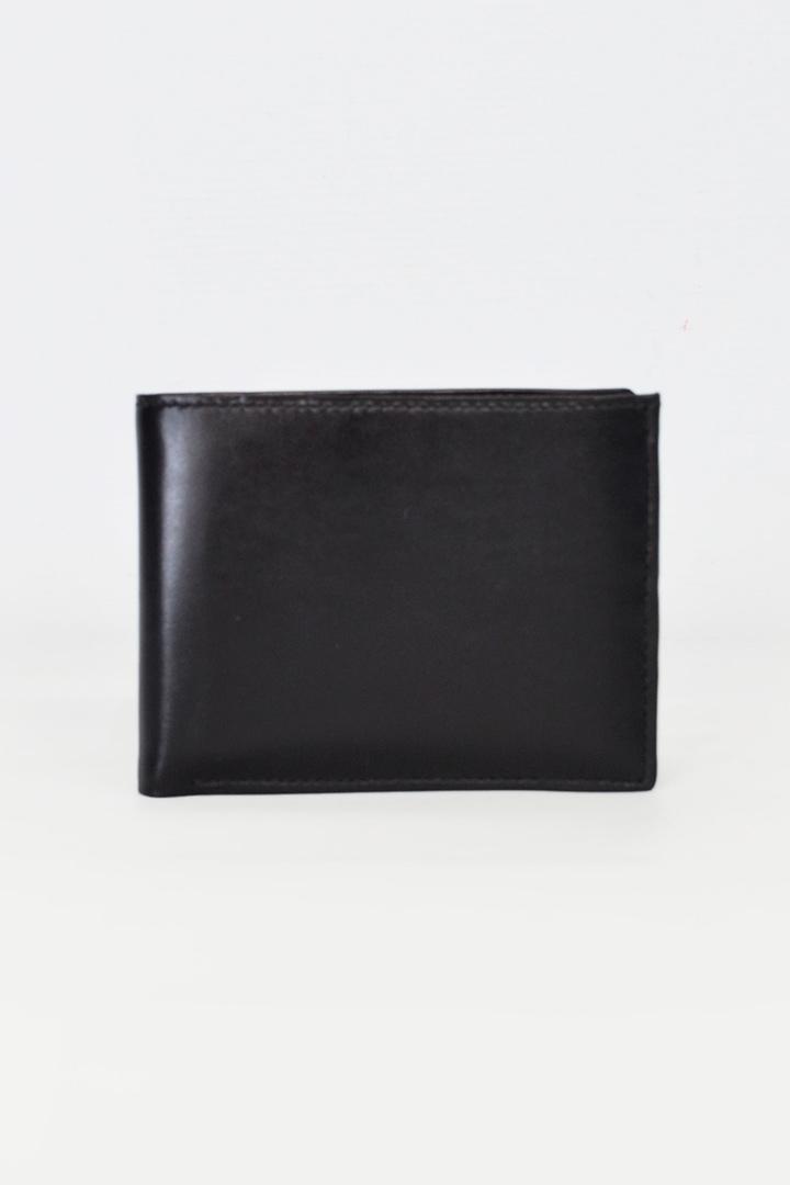 Billetera Bento Negra