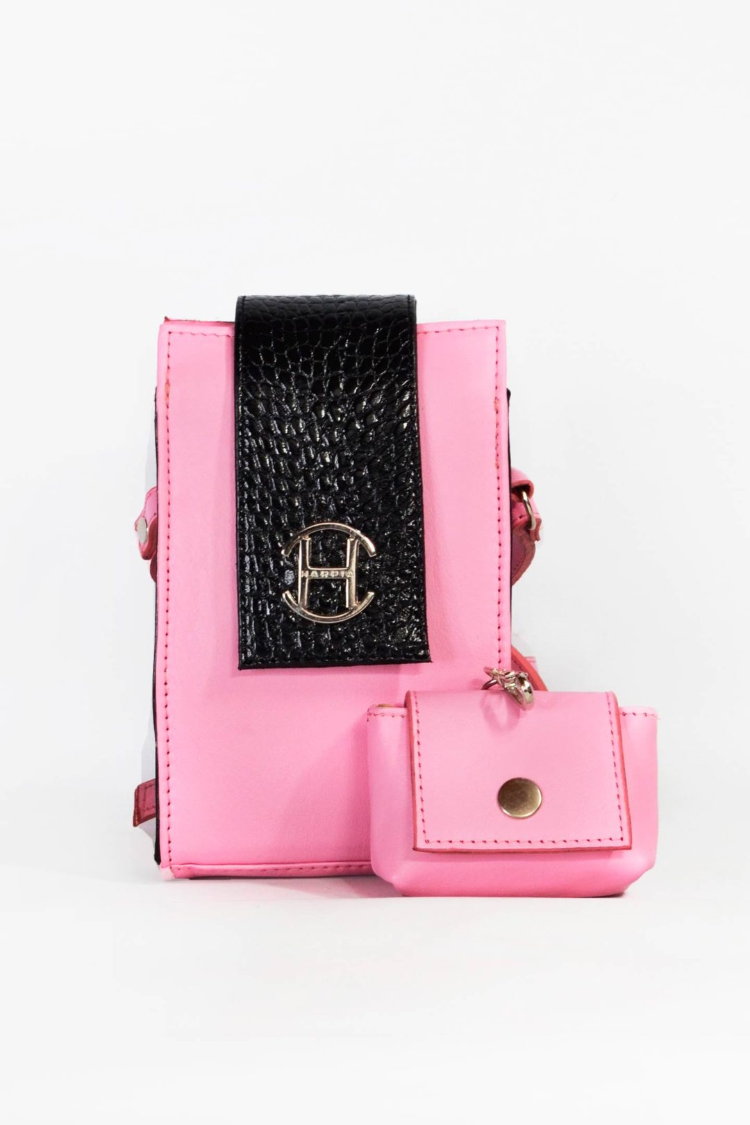 Crossbody Clio Pink